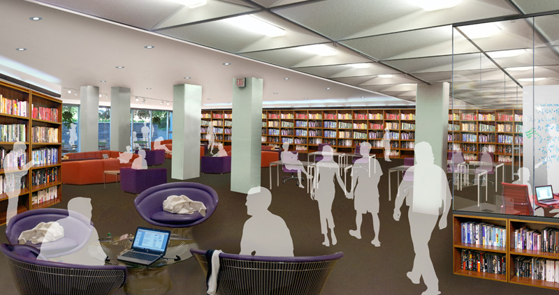 Queen's Library and Archives Master Plan